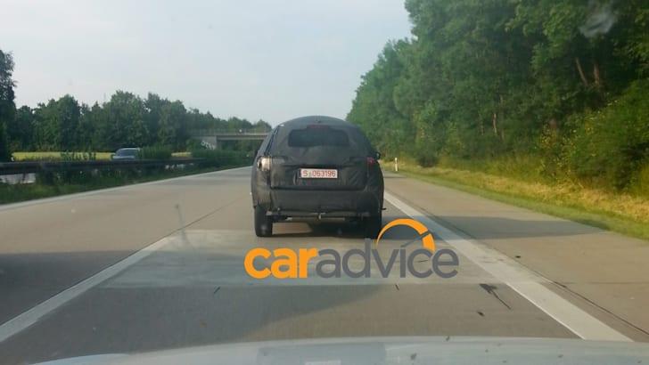 Suzuki SUV spied3