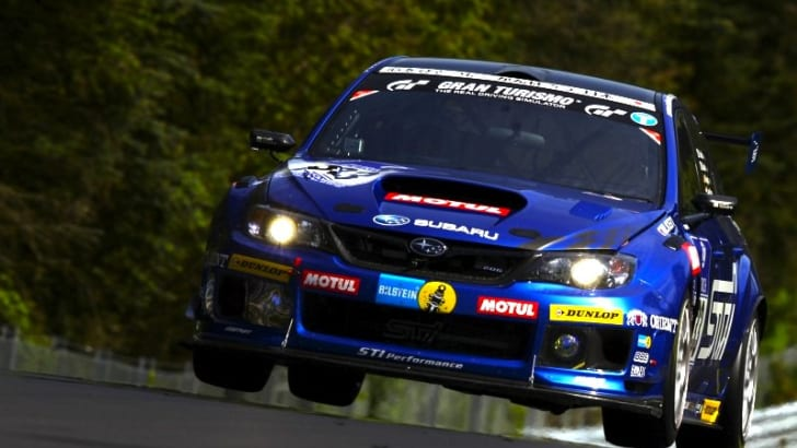 Subaru WRX STI - 2012 Nurburgring 24-hour