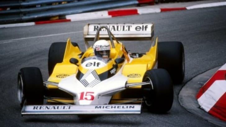 Renault RE30 - 1981 Monaco GP