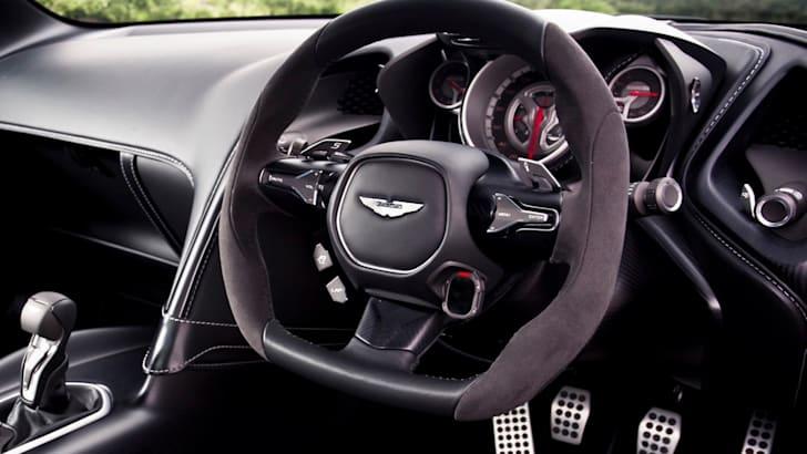 Aston Martin DB10July 2015. Photo: Drew Gibson