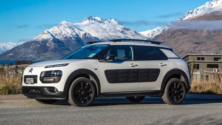 Citroen C4 Cactus New Zealand