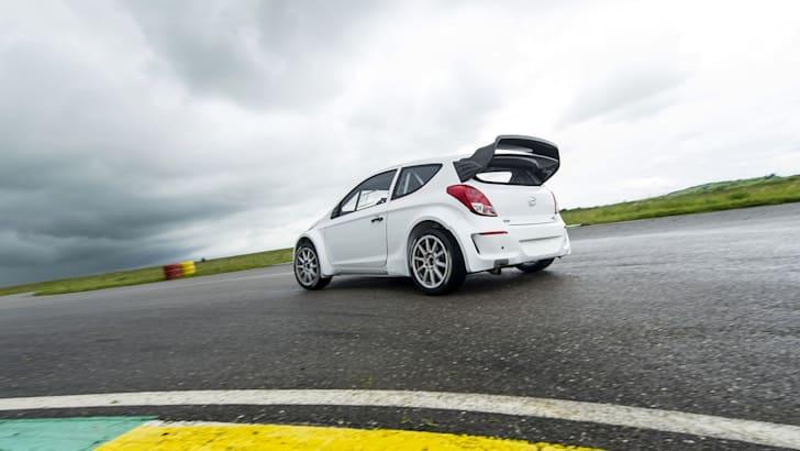 Hyundai i20 WRC - 5