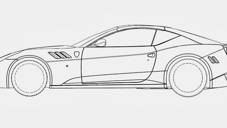 Ferrari patent images - 1