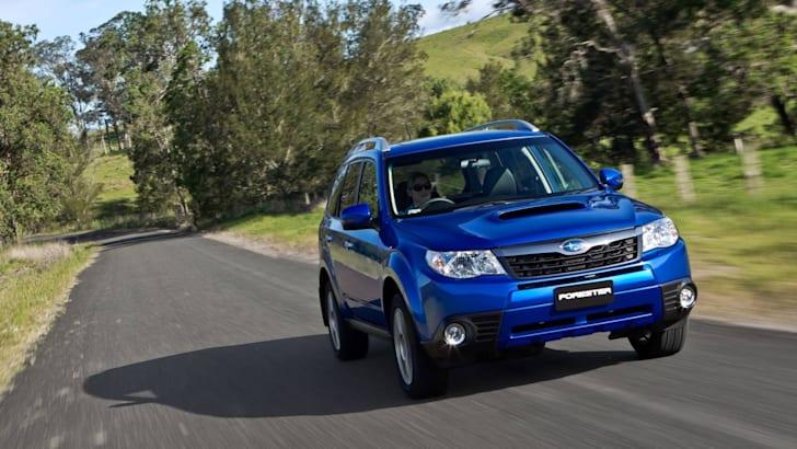 2011 Subaru Forester range updated for Australia | CarAdvice