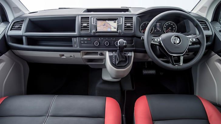 2016 Volkswagen Transporter Sportline-7