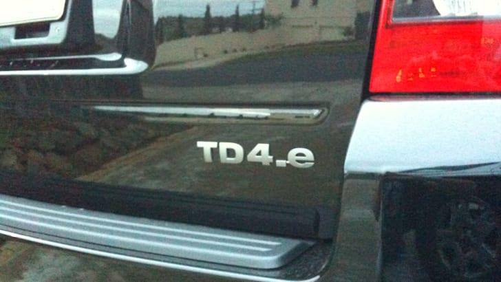 Land Rover Freelander2 TD4.e