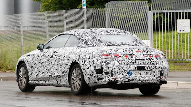 Mercedes S-Class Cabrio 6