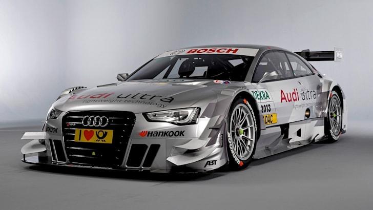 Audi RS5 DTM - 2
