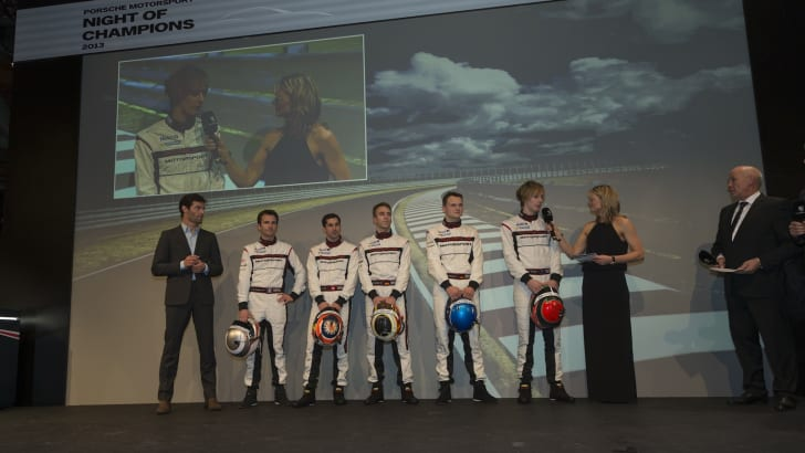 Porsche LMP1 Driver Squad - 1