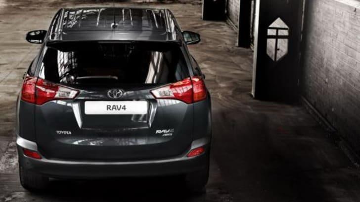 2013 Toyota RAV4 - 4