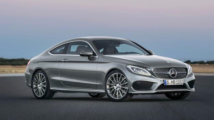 Mercedes-Benz C-Class Coupe_5