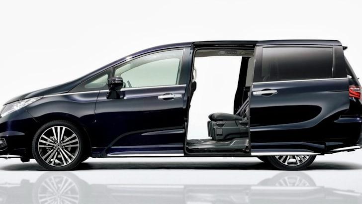 Honda Odyssey - 9