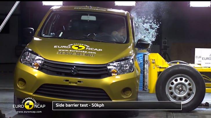 Suzuki-celerio-euro-ncap-side-crash