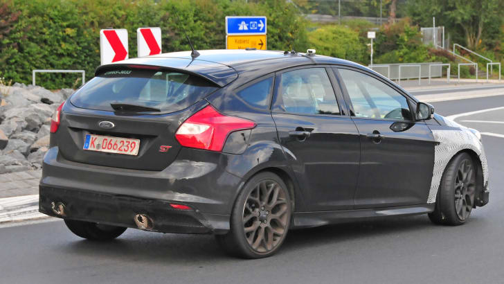 Ford Focus RS 7