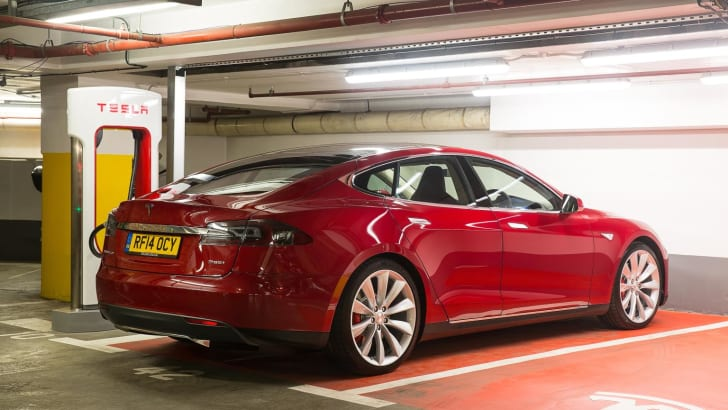 Tesla Supercharger UK 2