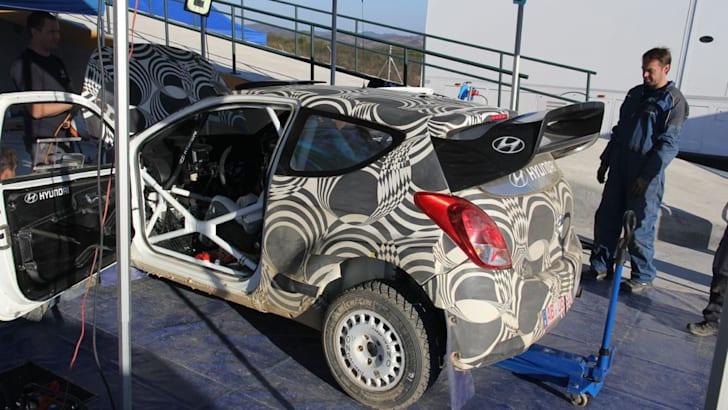 Hyundai WRC i20 test11
