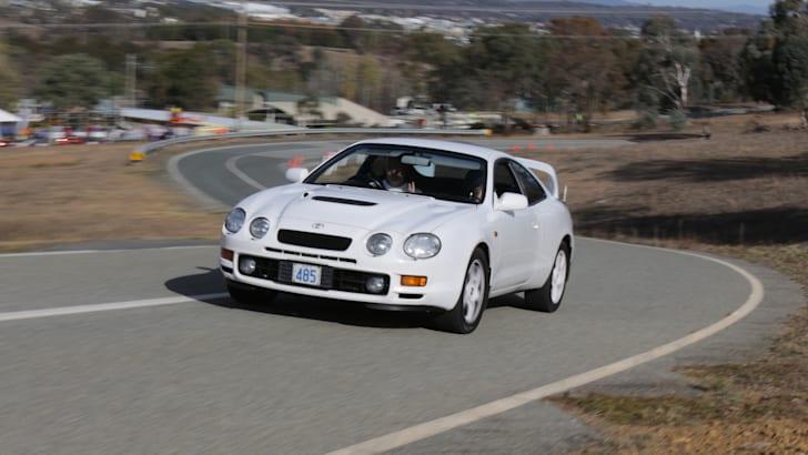 Toyota Celica GT-Four - 8