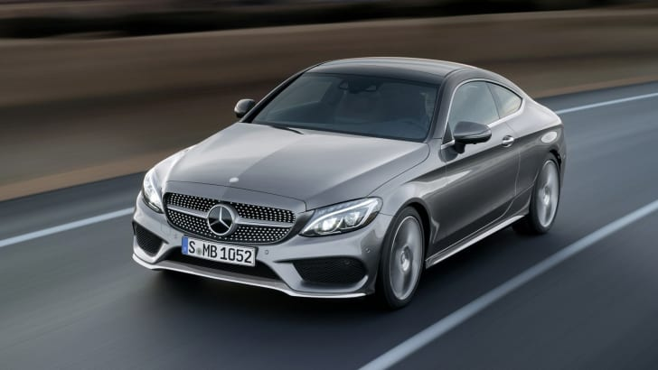 Mercedes-Benz C-Class Coupe_2