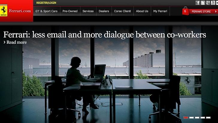 ferrari-website