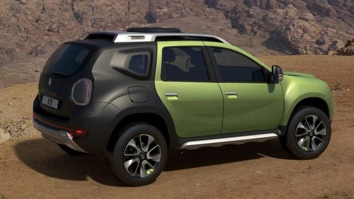 Renault DCross Concept - 3