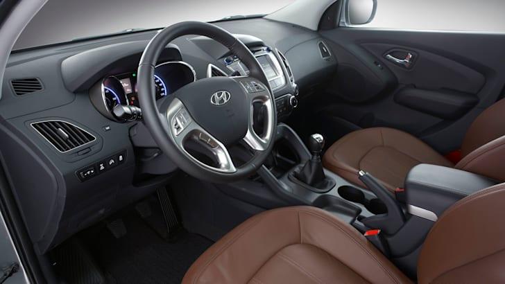 ix35 steering wheel