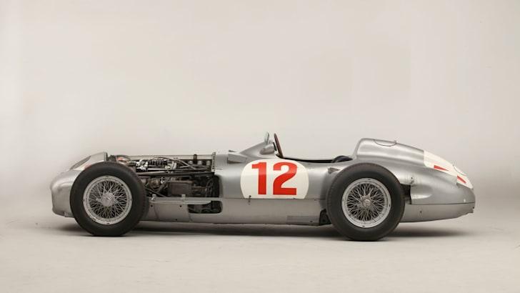 Fangios F1 W196R Mercedes