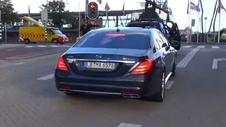 Mercedes-Benz S65 AMG - 13