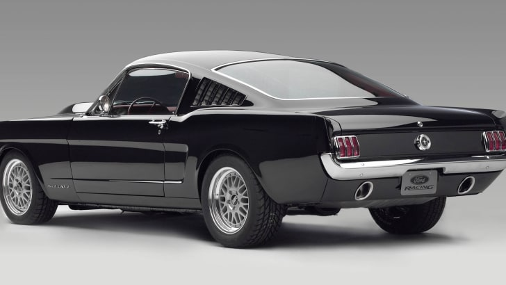 1965 Mustang Fastback With Cammer Engine