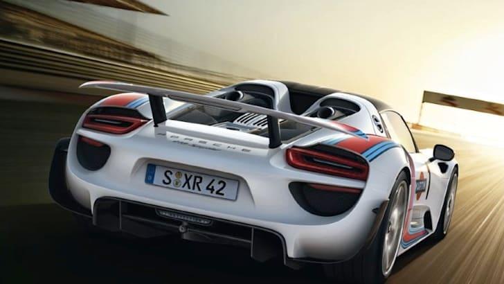 Porsche 918 Spyder - Brochure Image 3