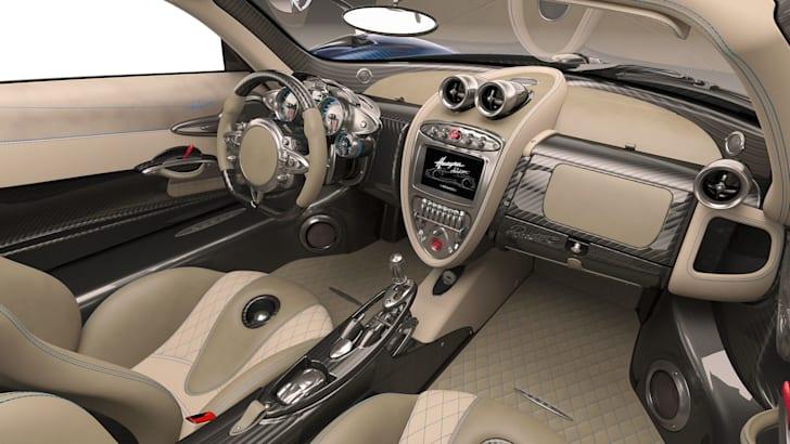 pagani-huayra-roadster-interior
