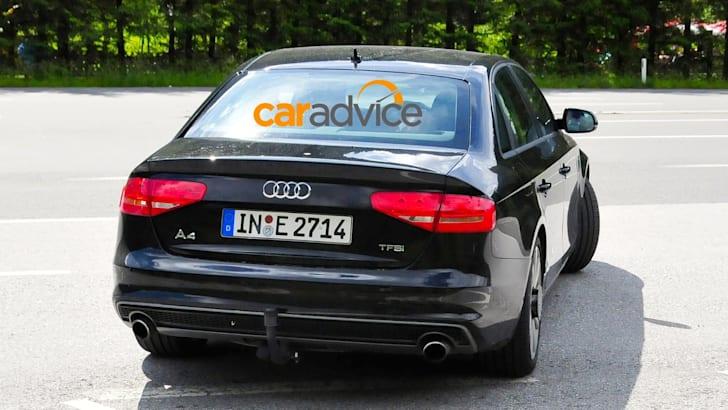 Audi A4 mule_9