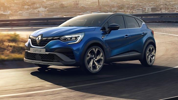 Renault Captur 2021 года: первые поставки в Австралию отложены до апреля | CarAdvice