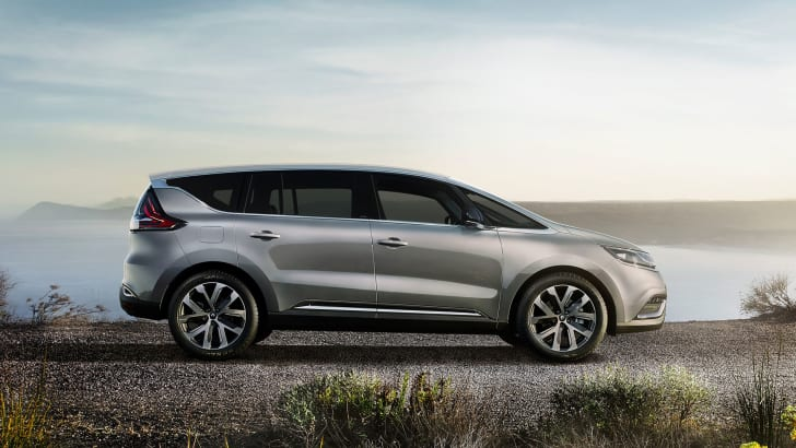 Renault Espace - side