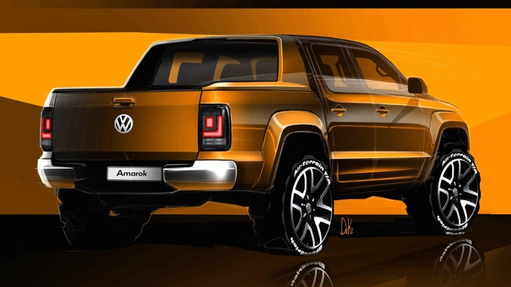 2017 Volkswagen Amarok sketches_3