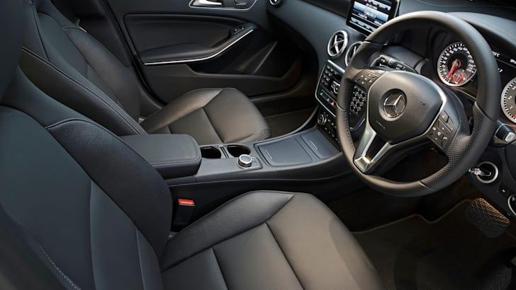 Mercedes-Benz A200 - Interior