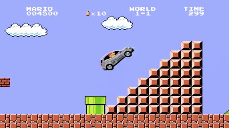 Mercedes Mario 1