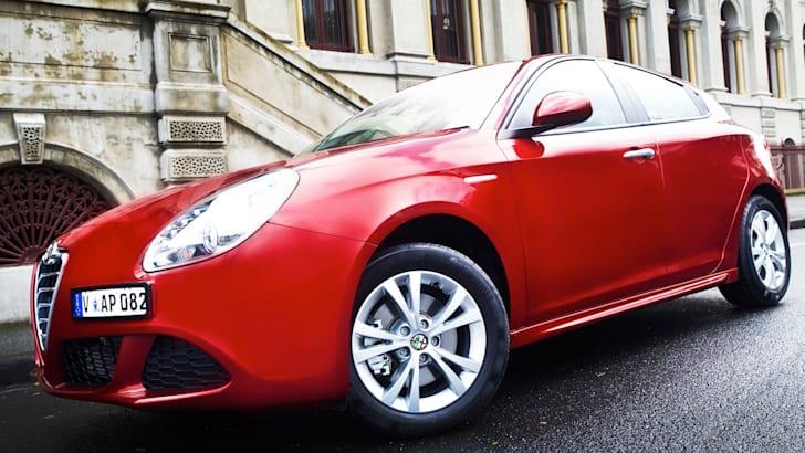 Alfa Romeo Giulietta Progression - 1
