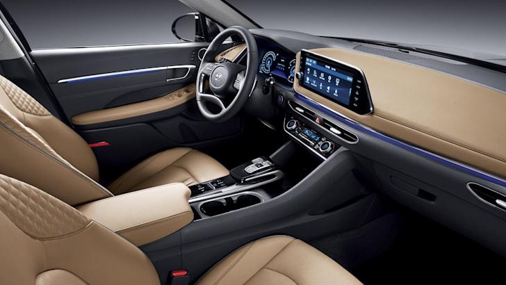 2020 Hyundai Sonata Initial Details Caradvice