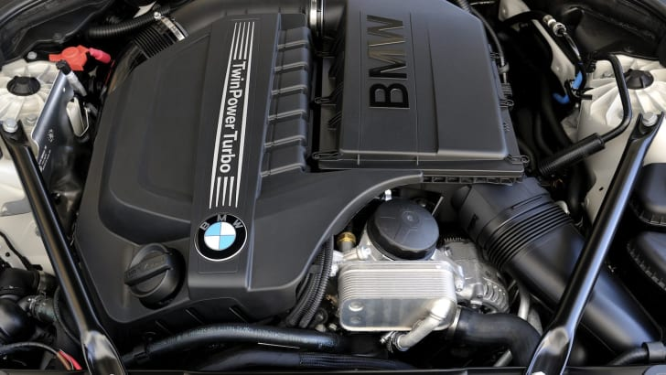 BMW 6 Series Twin-Turbo V8