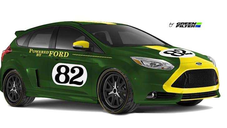 Ford Focus SEMA concepts 3