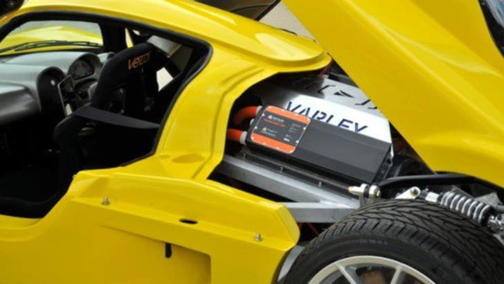 Varley evR-450: Australian-made electric sports car details
