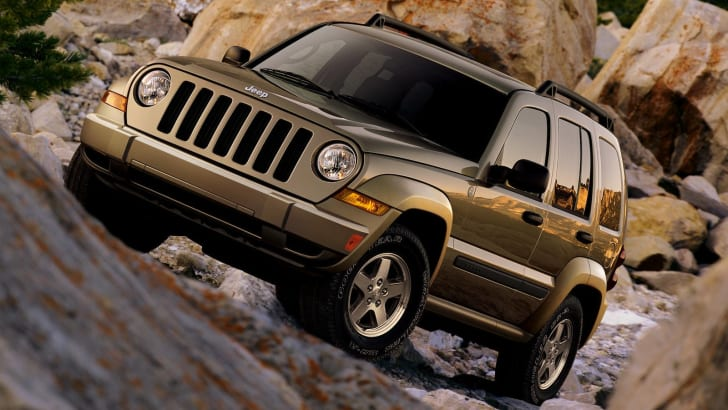 Jeep Liberty - 2005