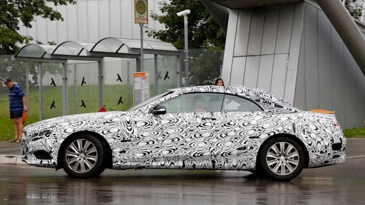Mercedes S-Class Cabrio 4