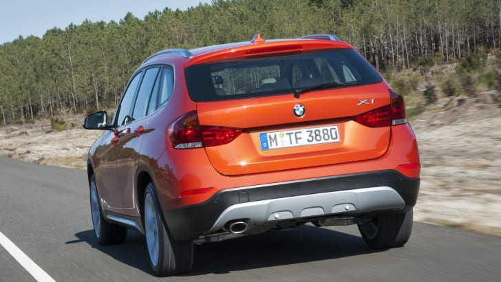 BMW X1 Update - 1