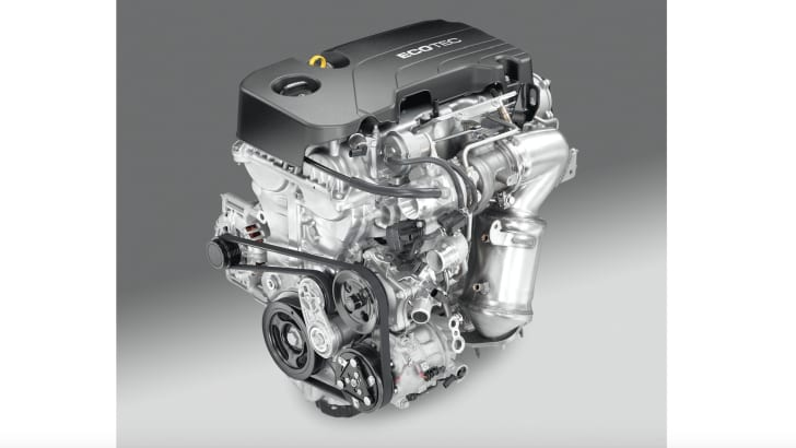 opel-four-cylinder-engine