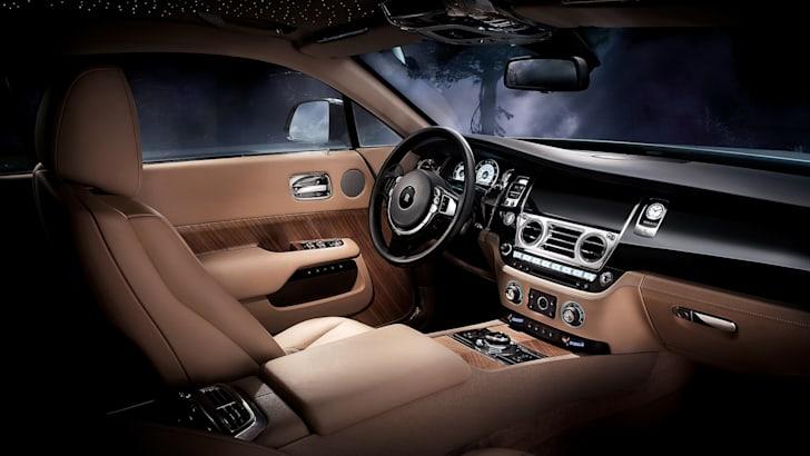 Rolls-Royce Wraith - 5