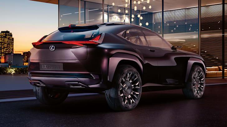 lexus-ux-concept-tease-rear