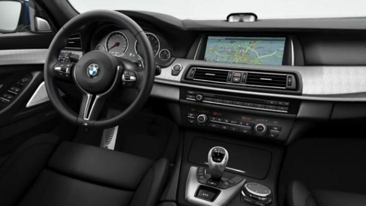 BMW M5 Facelift - 13