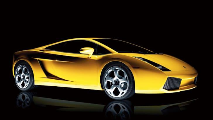 2003 Lamborghini Gallardo