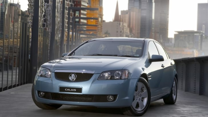 2006 Holden VE Calais
